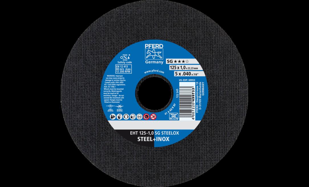 Art 25 dischi da taglio Pferd EHT 230-3,0 PSF Steel 61728222