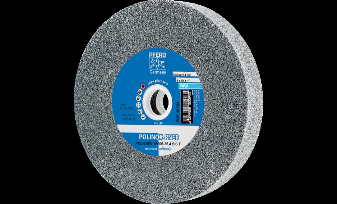 5//Each PFERD 5-1//2 POLINOX UNITIZED DISC Soft Type 48500