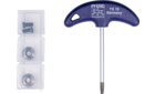 Milling tools with cutting inserts - ALUMASTER High Speed Disc - ALUMASTER service set, ALUMASTER HICOAT service set - ALUMASTER service set, ALUMASTER HICOAT service set - Product image