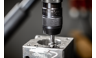 Drilling and countersink tools - HSS conical countersinks - HSS DIN 335 C 90° conical countersinks - KES HSS DIN 335 C90° 10,0 - ANWENDUNGSBILD 3