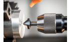 Drilling and countersink tools - HSS conical countersinks - HSS DIN 335 C 90° conical countersinks with HICOAT coating HC-FEP - KES HSS DIN 335 C90° HC-FEP 31,0 - ANWENDUNGSBILD 2