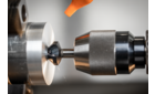 Drilling and countersink tools - HSS conical countersinks - HSS DIN 335 C 90° conical countersinks with HICOAT coating HC-FEP - KES HSS DIN 335 C90° HC-FEP 31,0 - ANWENDUNGSBILD 3