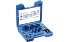 HSS hole saws, sets and accessories - HSS hole saw sets - Set for electricians (International standard sizes) - LS-SO 9 E-1 - Product image