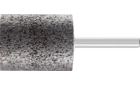 Mounted points - For edge grinding on stainless steel (INOX) - INOX EDGE, cylindrical type - Shank dia. 6 x 40 mm [Sd x L2] - ZY 3240 6 AN 24 N5B INOX EDGE - Product image