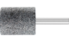 Mounted points - For edge grinding on grey and nodular cast iron - CAST EDGE, cylindrical type - Shank dia. 8 x 40 mm [Sd x L2] - ZY 3240 8 CU 24 R5V CAST EDGE - Product image