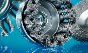 Industrial power brushes