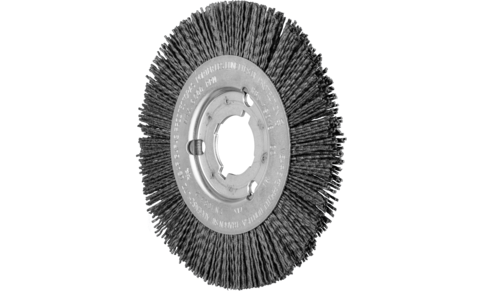 Wheel Brushes Crimped Rbu Slim Ceramic Oxide Grain