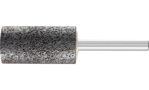 Mounted points - For edge grinding on stainless steel (INOX) - INOX EDGE, cylindrical type - Shank dia. 6 x 40 mm [Sd x L2] - ZY 2040 6 AN 30 N5B INOX EDGE - Product image