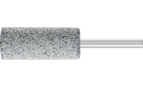 Mounted points - For edge grinding on grey and nodular cast iron - CAST EDGE, cylindrical type - Shank dia. 6 x 40 mm [Sd x L2] - ZY 2050 6 CU 30 R5V CAST EDGE - Product image