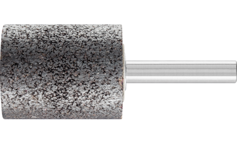 Mounted points - For universal use on stainless steel (INOX) - INOX, cylindrical type - Shank dia. 8 x 40 mm [Sd x L2] - ZY 3240 8 ADW 24 L6B INOX - Product image
