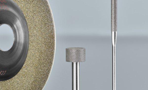 金刚石和立方氮化硼工具电镀粘结