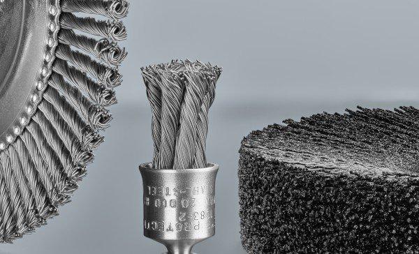工业用强力钢丝刷