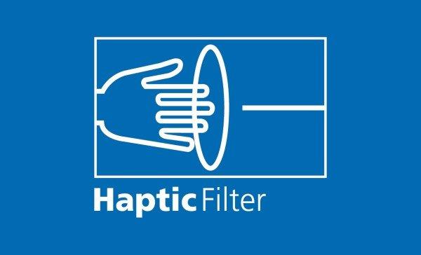 PFERDERGONOMICS Haptic filter