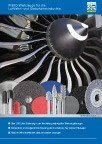 Tools for the aeronautical and gas turbine industry
