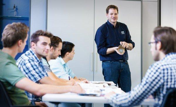 PFERD Akademie training session