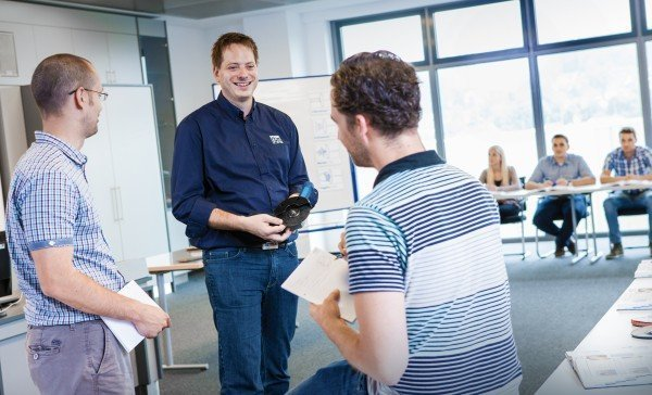 PFERD Akademie training for vocational college tutors