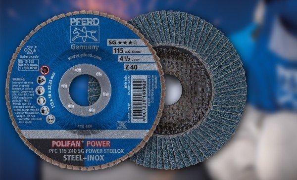 POLIFAN Z SG-POWER PFERD Tools