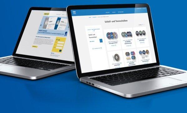 Comercio electrónico de herramientas PFERD