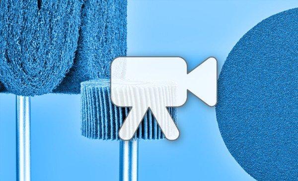 herramientas de lijado, afinado y pulido