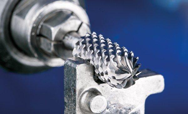 Hardmetalen stiftfrezen TITANIUM - PFERD-gereedschappen
