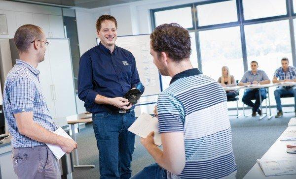 Formation PFERD Akademie pour les enseignants des lycées professionnels