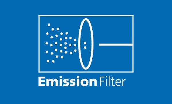 PFERDERGONOMICS Emission filter