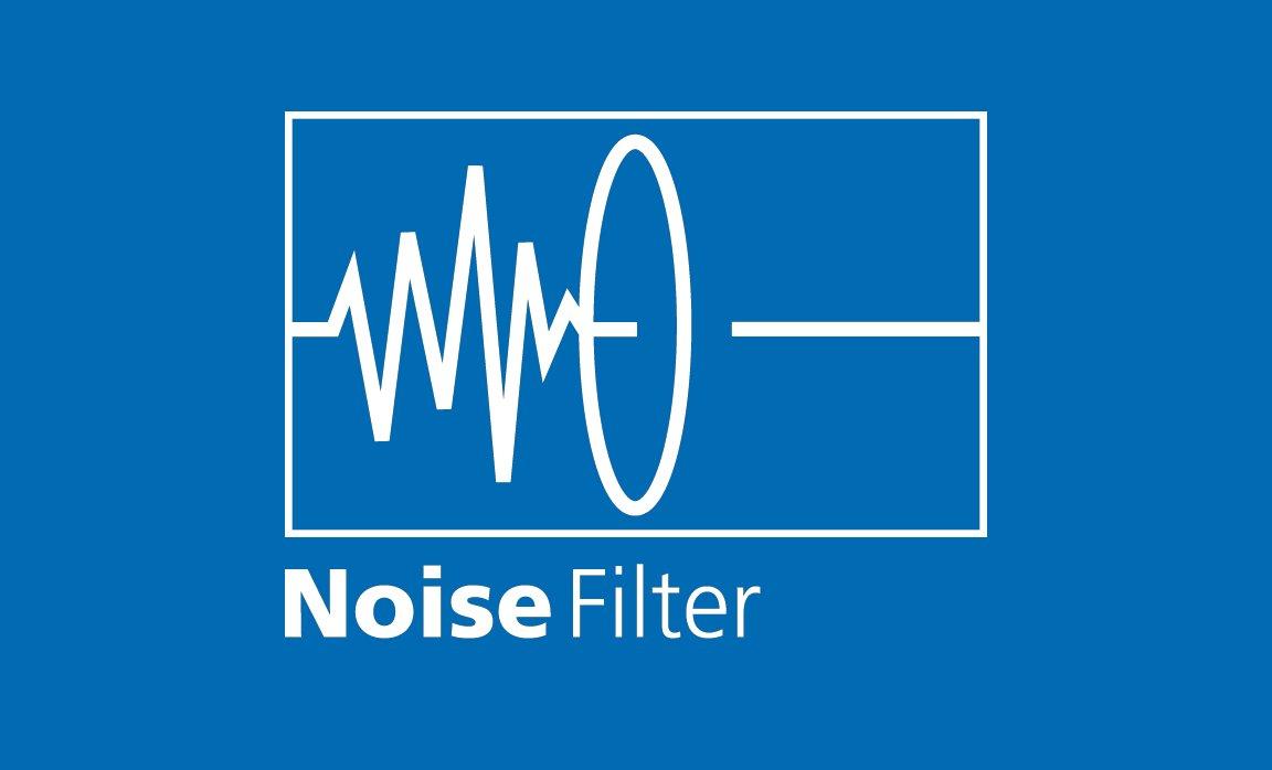 PFERDERGONOMICS Noise filter