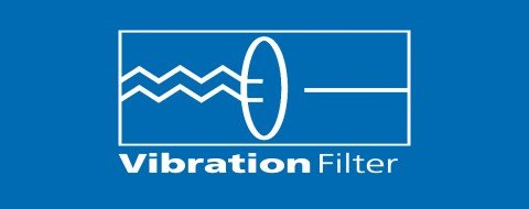 PFERDERGONOMICS Vibration filter