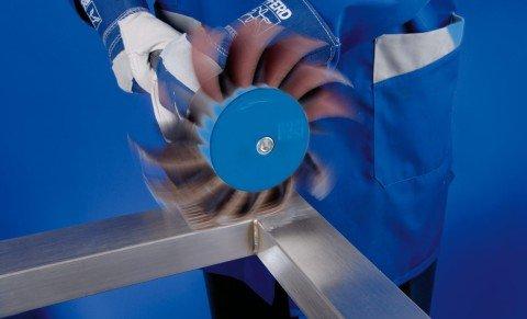 POLIFLAP-Schleifrad zum Produkt des Jahres gewählt