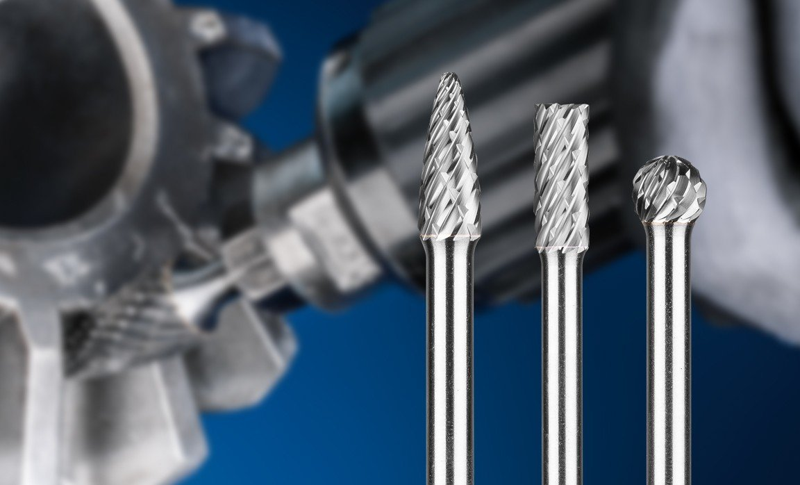 ALLROUND – Versatile milling cutters for a variety of materials