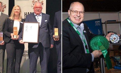 PFERD erhält Innovationspreise im Doppelpack