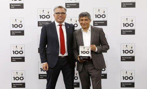 Jörn Bielenberg und Rangar Yogeshwar - TOP 100