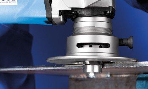 Wendeschneidplatten-Sets für INOX und Aluminium