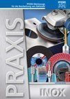 Werkzeuge zur Bearbeitung von Edelstahl (INOX)