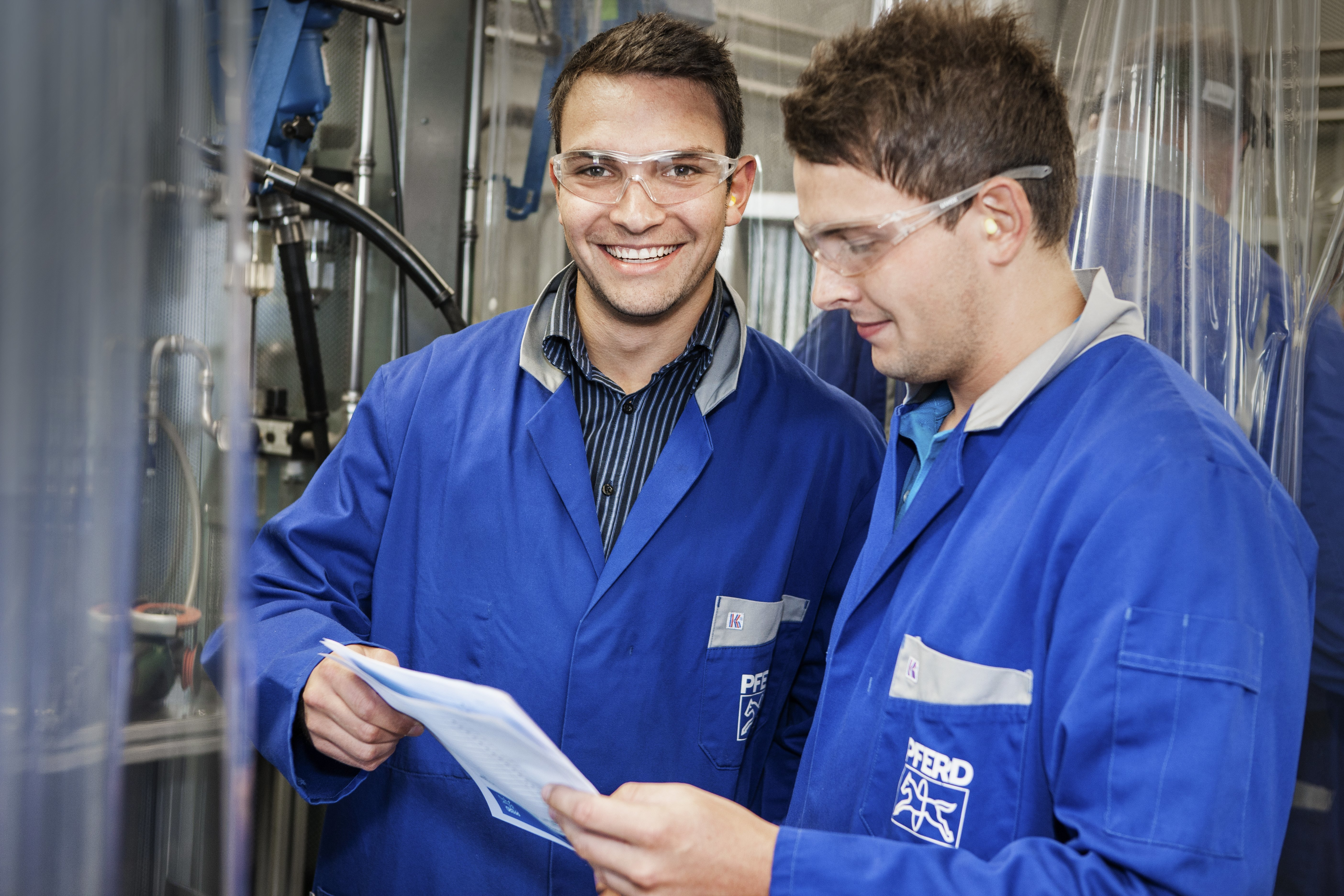 PFERD Akademie Training mit kompetentem Fachpersonal
