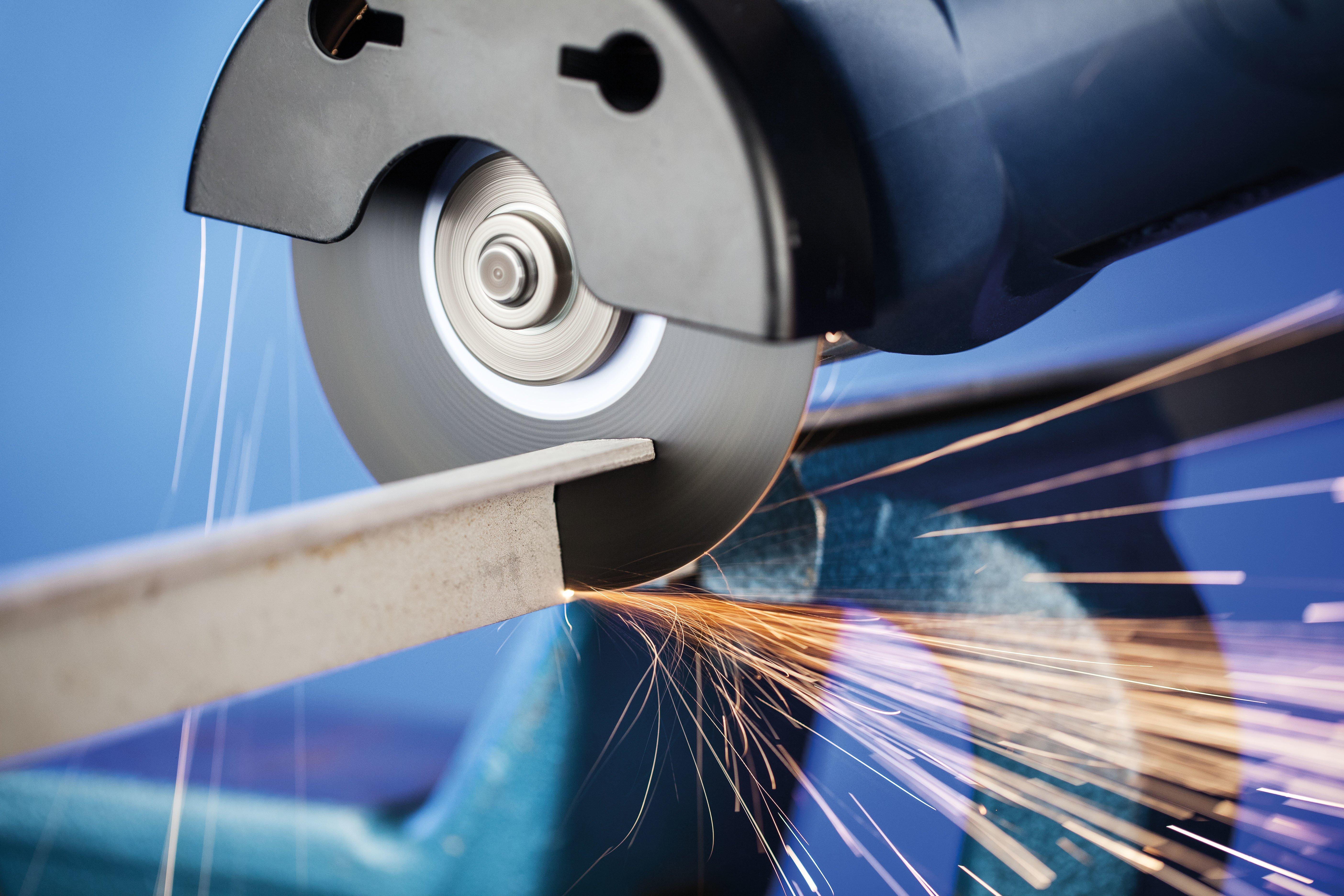Die neuen 1 mm-Trennscheiben - PFERD-Werkzeuge