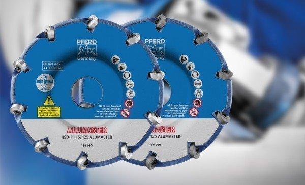 High Speed Disc ALUMASTER - PFERD Werkzeuge